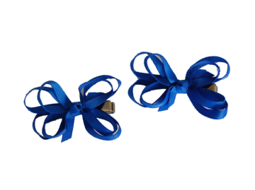 Bow Clips - Royal